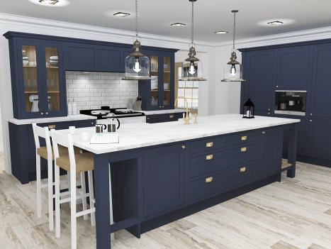 Bespoke Kitchen Design Tetbury